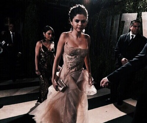 selena gomez, dress, and selena image