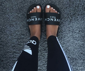 adidas, Givenchy, and outfit image