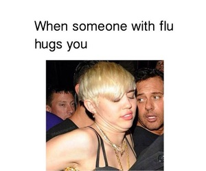 celebrity, double chin, and flu image