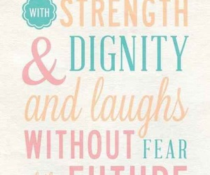 quotes, strength, and laugh image