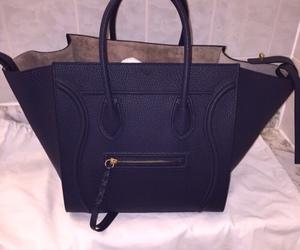 celine, luxury, and bag image