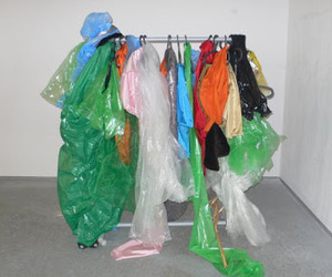 clothes hanger, plastic, and clothing image