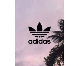 adidas, background, and wallpapers image