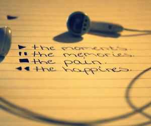 music, love, and memories image