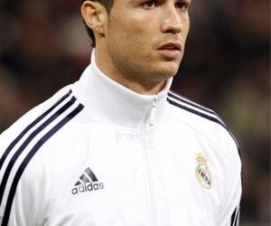 Ronaldo, football, and real madrid image