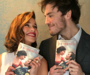 me before you, book, and sam claflin image