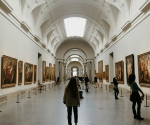 classical, museum, and spain image