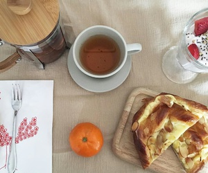 adventure, breakfast, and clementine image