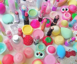 eos, baby lips, and love baby lips image