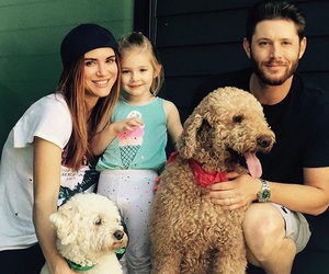supernatural, Jensen Ackles, and family image