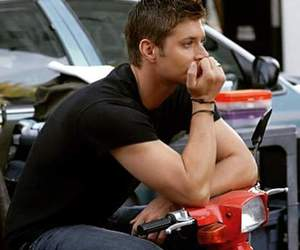 Jensen Ackles and dean winchester image