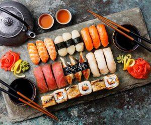 japanese and sushi image