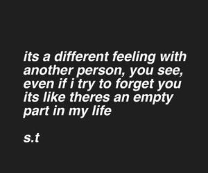 empty, lost, and sad image