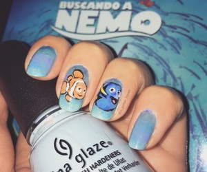 nails and finding dory image