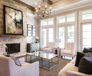 clean, white, and decor image
