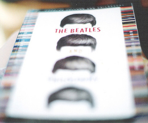 the beatles, vintage, and beatles image