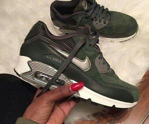 nike, air max 90, and shoes image