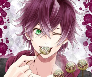 diabolik lovers, anime, and ayato sakamaki image