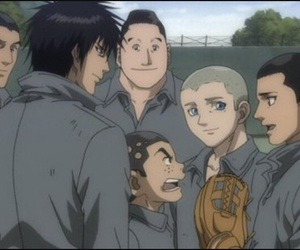 anime, prison, and promise image