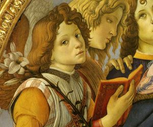 art, sandro botticelli, and details image