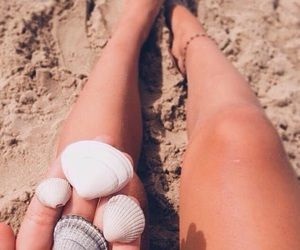 tumblr, beach, and pink image