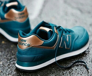 new balance, fashion, and shoes image