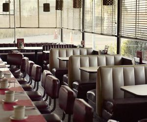coffee, restaurant, and diner image