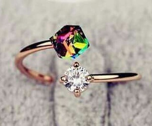 ring and beautiful image