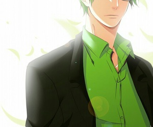 anime, knb, and midorima shintaro image