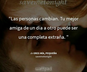 frases, mejores amigas, and dolor image