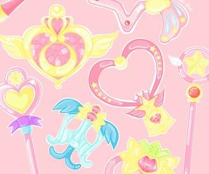 wallpaper, kawaii, and pastel image