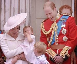 family, prince harry, and royal image