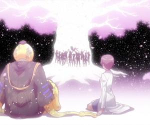 korosensei, ansatsu kyoushitsu, and anime image