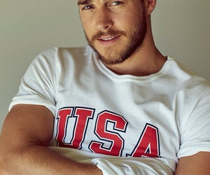 chris wood and Hot image