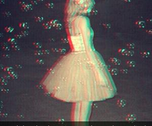 alternative, bubbles, and dark image