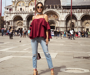 blog, outfit, and style image
