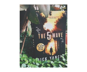 book, books, and the 5th wave image