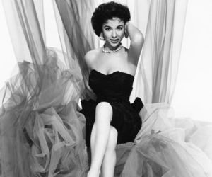 1950s, black and white, and bombshell image