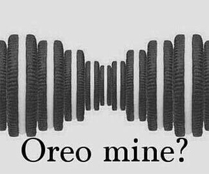 oreo, arctic monkeys, and food image