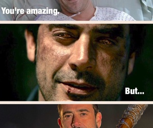 grey's anatomy, denny duquette, and the walking dead image