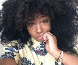 freckles and sza image