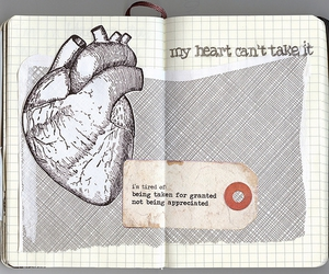 appreciated, illustration, and journal image