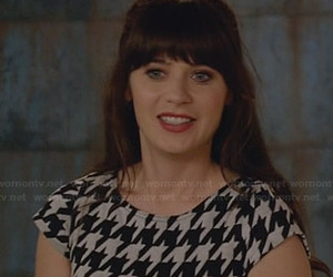 zooey deschanel and new girl image