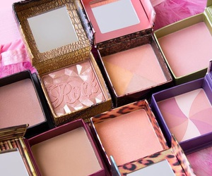 awesome, benefit, and blush image
