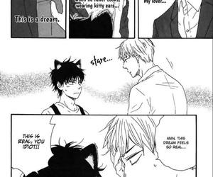 bl, yaoi, and Boys Love image