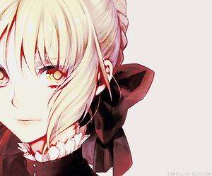 king arthur, fate stay night, and saber image