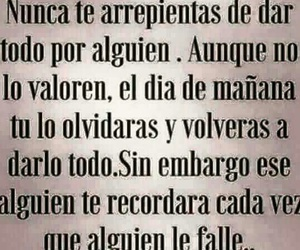 love, frases, and espanol image
