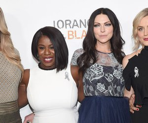 laura prepon, netflix, and taylor schilling image