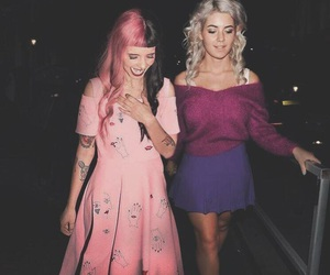 melanie martinez, marina and the diamonds, and crybaby image