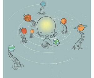 solar system and space image